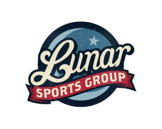 Lunar Sports Group Concept by walkdesign | Logos, Logo ...