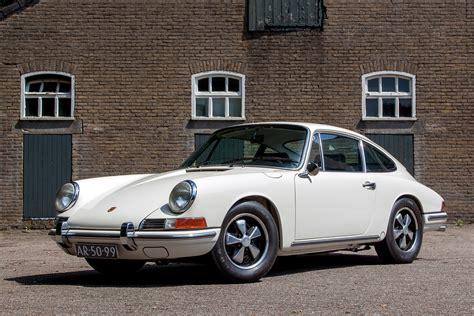 Porsche 911 Restored by L C C Porsche 911 T Fully Restored