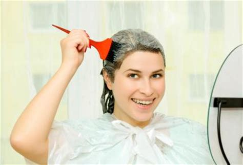Coloring Hair At Home by Top 10 Tips For Home Hair Color