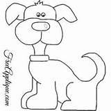Dog Pattern Poodle Applique Patterns Skirt Quilt Template Templates Quilts Bing Felt sketch template