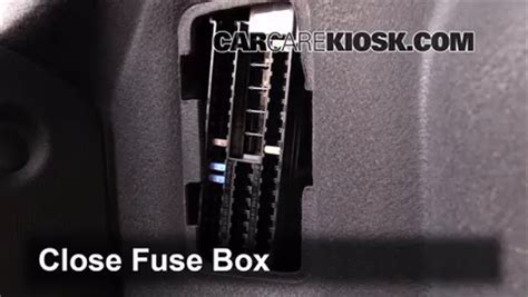2013 Ford Focu Se Fuse Box Diagram by Interior Fuse Box Location 2012 2016 Ford Focus 2013