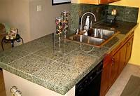 tile counter tops How to Install a Granite Tile Countertop | Today's Homeowner