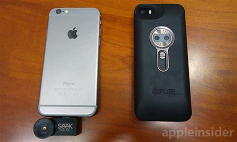 flir for iphone review flir one and seek bring thermal imaging to iphone