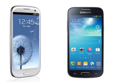 samsung phone price samsung galaxy s4 mini and galaxy s iii receive india