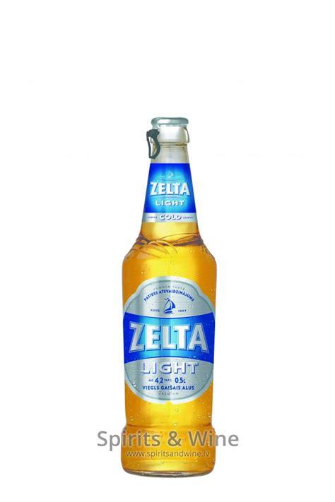 Zelta Light - Beer - Spirits & Wine