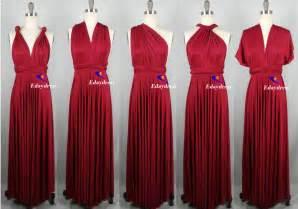 jersey bridesmaid dresses jersey wrap convertible infinity dress evening dresses