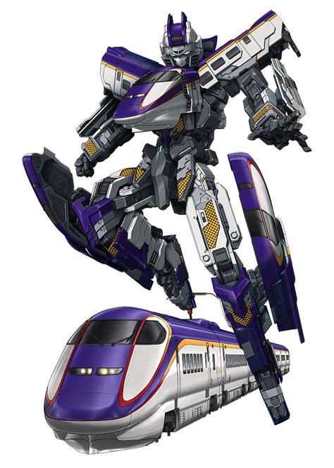 新幹線變形機器人(新幹線変形ロボ シンカリオン) | RoboInfo 機器人作品資訊網
