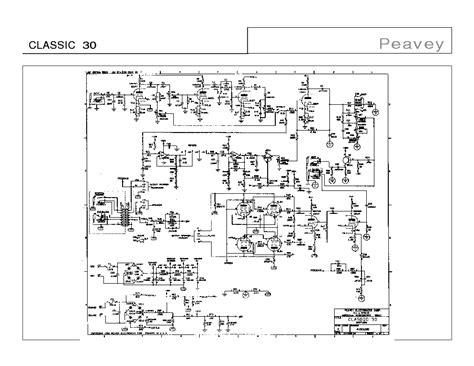 Peavey Speaker Wiring Diagram by Peavey Lifier Wiring Diagrams Circuit Diagram Maker