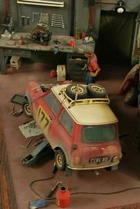 By Francois Verlinden Alt view very cool details | Diorama ...