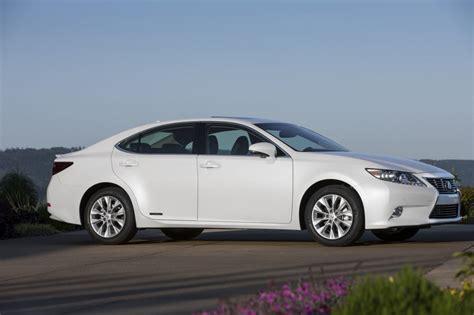 2013 Lexus Es 300h Pricing And Details Announced