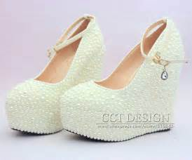 ivory wedge wedding shoes popular ivory wedges buy cheap ivory wedges lots from china ivory wedges suppliers on aliexpress
