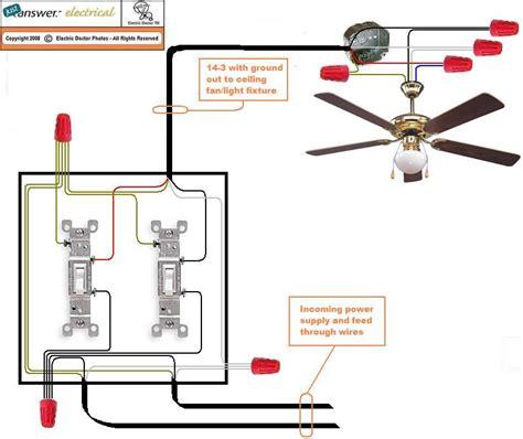 Hunter Fan Wiring Diagram Efcaviationcom Ceiling