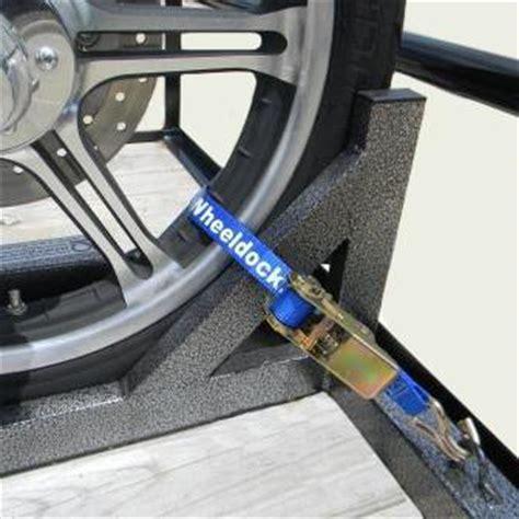 wheel safety strap wheeldock