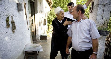 albanian custom fades woman  family man   york