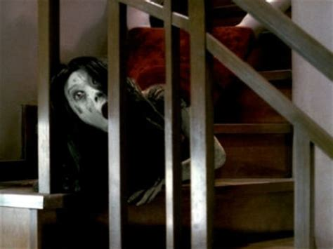 Up The Down Staircase Cast by Kayako Japanese Urban Legend Scary Website