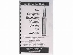 Loadbooks  257 Roberts Each  U2013 Reloading Unlimited