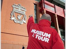 Anfield Stadium Tour Liverpool FC AttractionTix