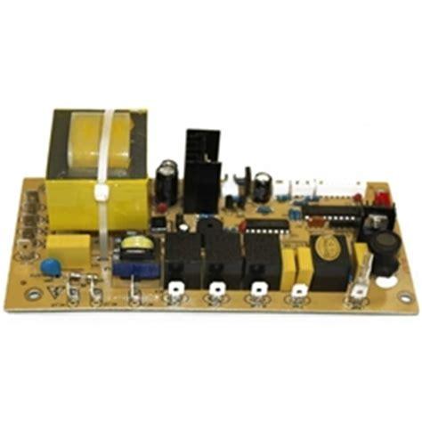 heat surge main control circuit board