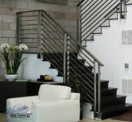home interior railings interior railings contemporary staircase las vegas by artistic iron works
