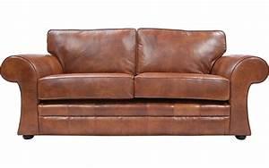 cavan real leather sofa bed uk handmade quick delivery With real leather sofa bed
