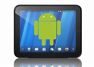 Hp Touchpad Receives Android 9 Pie Custom Roms