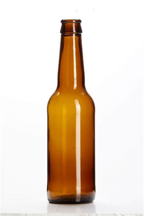 330ml Amber Beer Bottle - Bottle Company South