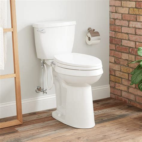 bowl height auden elongated  piece toilet white