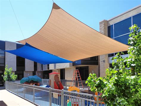 School And Playground Shade Covers