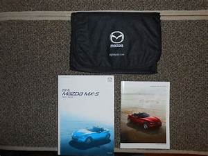 2016 Mazda Mx-5 Miata Owner U0026 39 S Manual Set