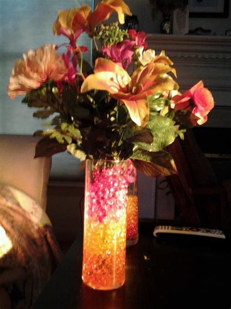 walmart flower vases altogether everything in this arrangement was less than