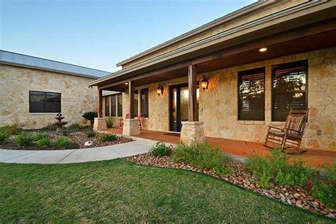 country house plan plan 46041hc hill country home with porch front