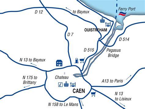 Bureau De Change Caen St Jean caen port guide brittany ferries