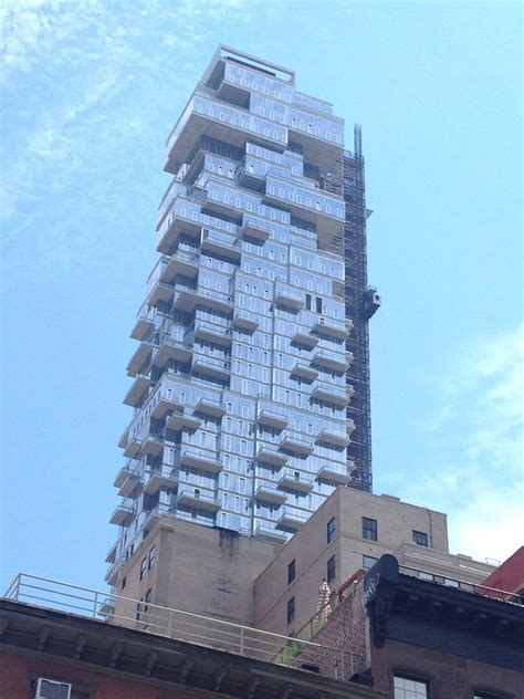 56 Leonard Street New York: Tribeca Residential Tower   e