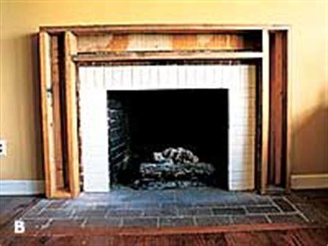 fireplace facelift sunset magazine