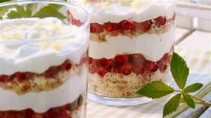 Dessert Mit Johannisbeeren : die besten 25 trifle desserts sch ssel ideen auf ~ Lizthompson.info Haus und Dekorationen