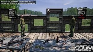 SCUM SCUM Rifle Sniping Skills Pre Alpha