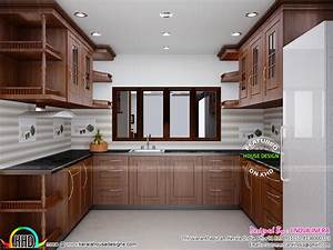 Kerala traditional interiors kerala home design and for Interior design for kitchen in kerala
