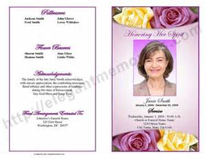 funeral booklet doc 600730 sle funeral program exles 9 free
