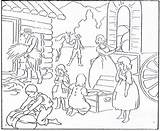 Coloring Pages Mormon History Pioneer Lds Activity June 1923 Response Days Colouring Leadership Kid Church March Embroidery Activities Popular Detailed sketch template