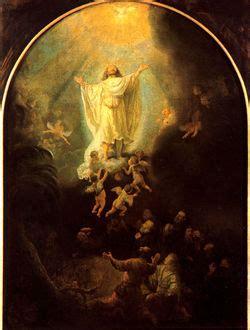 Bis dahin wurde es zusammen mit dem heute neun tage später begangenen pfingstfest gefeiert. Christi Himmelfahrt - AnthroWiki