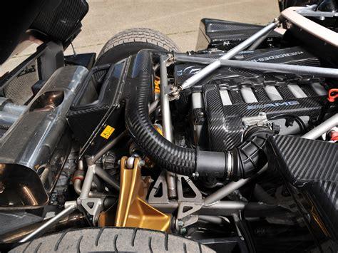 2005 Pagani Zonda C12 S 73 Roadster Supercars Supercar