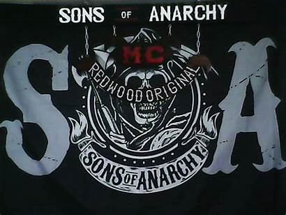 Anarchy Sons Soa Sign Hand Wallpapers Fanpop