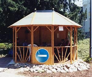 Grillpavillon Selber Bauen : grillpavillons raucherpavillons aus holz ~ Eleganceandgraceweddings.com Haus und Dekorationen