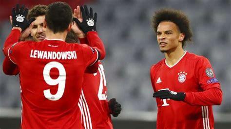 Champions League: Bayern Munich, Manchester City advance ...