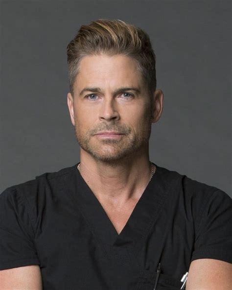 Image result for rob lowe code black   Mens hair