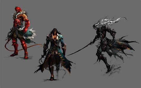 Le Lien Entre Les 4 Personnages Sur Le Forum Castlevania
