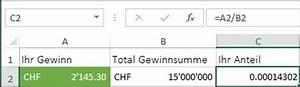 Anteil Berechnen : prozentrechnen mit excel 2013 ~ Themetempest.com Abrechnung
