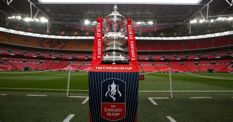FA Cup third round matches confirmed as Man Utd, Liverpool ...