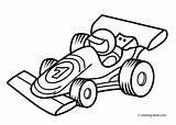 Coloring Printable Race Cars Racing Sheets Boys Nascar Transportation sketch template