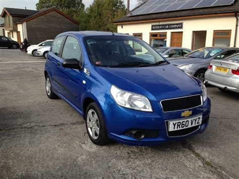 Chevrolet Aveo S 2010 Blue Low Insurance For Sale In